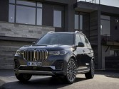 BMW Officially Unveils the First X7