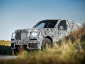 Spy video for the first SUV from Rolls-Royce