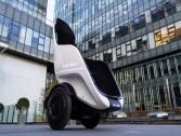 The Future Is Now With Segway-Ninebot's New Transport Chair