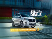 Amazing end of year deals from Ford Qatar