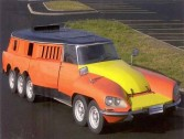 Images: 10 strangest cars in the world