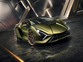 Lamborghini's first hybrid supercar is the strongest ever