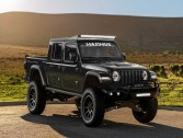 A modified Jeep Gladiator is stronger than the newest Ferrari 2020