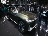 BMW unveils X7 iPerformance in Frankfurt Show
