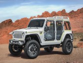 Watch: Jeep safari concept 2018