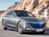 Mercedes-Benz to launch EQE electric saloon in 2022