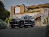 Jeep Grand Cherokee L 2021 is officially revealed