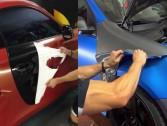 هل الدهان القابل للإزالة للسيارات أفضل من التغليف؟