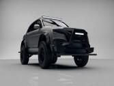 بنتلي بينتايجا توفرت بنسخة حصرية تمثل سيارة مدرعة فاخرة