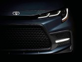 Toyota Launches 2020 Toyota Corolla Sedan teaser