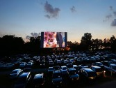 Qatar opens its first drive-in cinema today