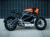 Watch: Harley-Davidson Unveils $30,000 First Electric Motorcycle