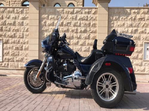 Harley Davidson... 2012