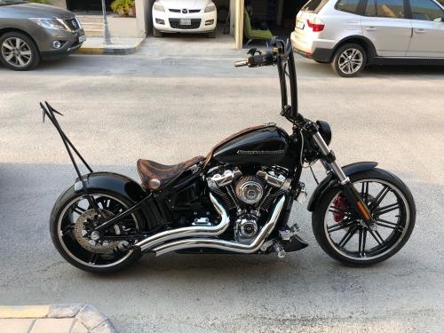 Harley Davidson... 2017