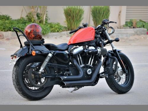 Harley Davidson... 2010