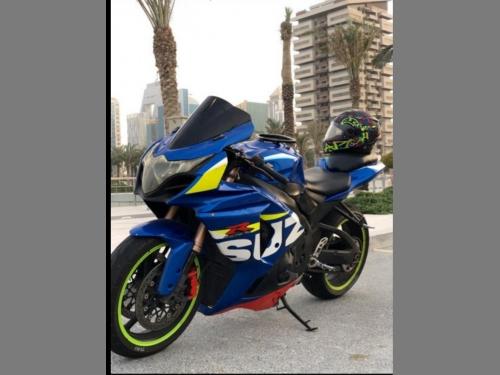 Suzuki GSX-R 1000   2011