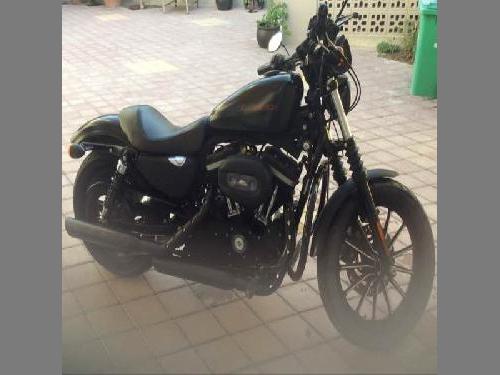 Harley Davidson... 2009
