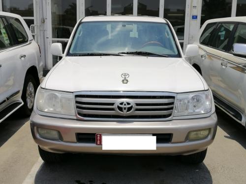 Toyota Land Cruiser VX.R