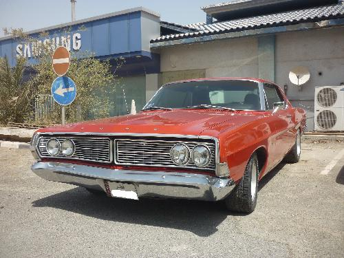 Ford Galaxie 500   1968