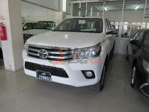 Toyota Hilux 2.7 ( 4WD ) 2017