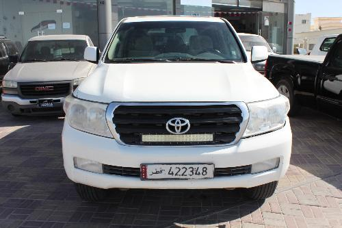 Toyota Land Cruiser GX 2010