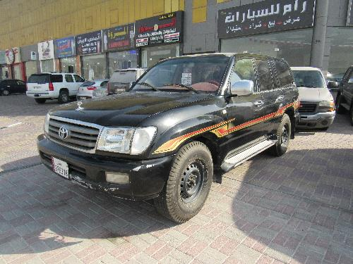 Toyota Land Cruiser GXR v6 2004