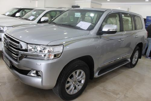 Toyota Land Cruiser VX.R 2017
