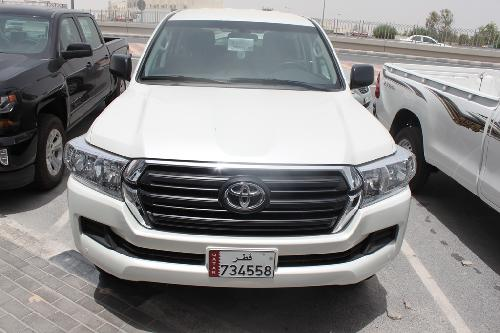 Toyota Land Cruiser GX 2017