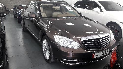 مرسيدس بنز الفئة-أس 300 2013