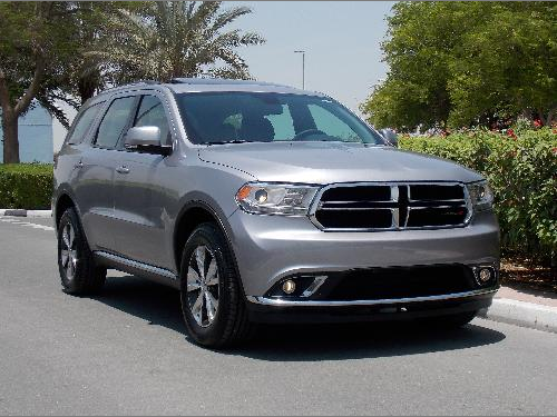 Dodge Durango LTD 2016