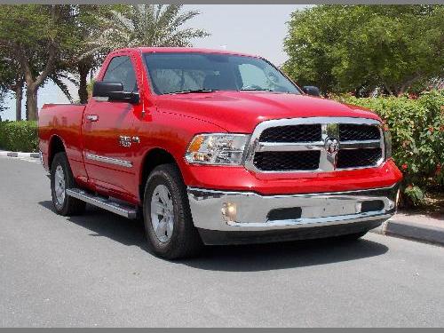 Dodge Ram Slt 1500 2016