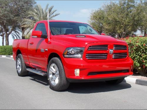 dodge ram sport 1500 2017 new q motor. Black Bedroom Furniture Sets. Home Design Ideas