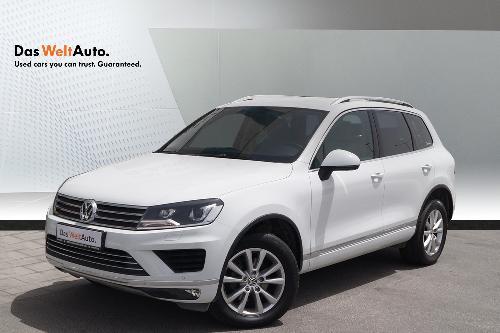Volkswagen Touareg SE 2016