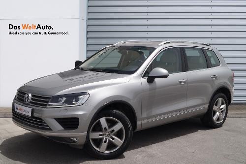 Volkswagen Touareg SEL 2016