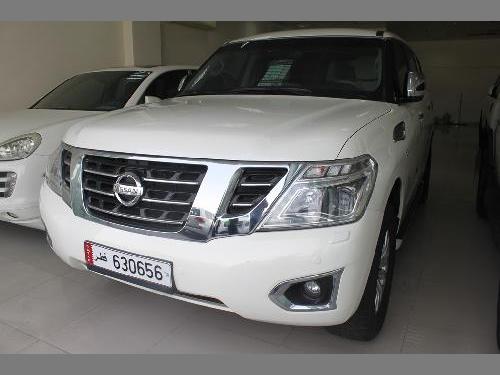 Nissan Patrol SE 2014
