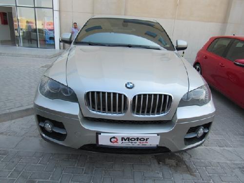 BMW X-Series 6 V8 2008