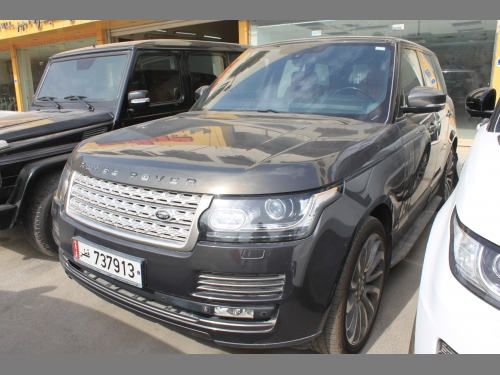 Land Rover Range Vogue Autobiography