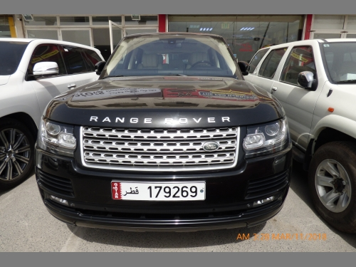 Land Rover Range Vogue SE
