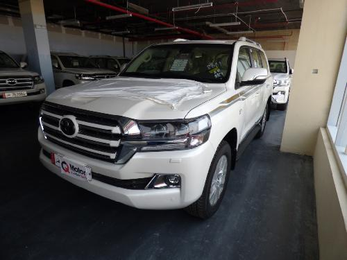 Toyota Land Cruiser VX.R 2018