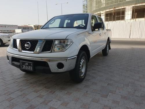 Nissan Navara... 2014