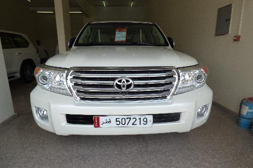 Toyota Land Cruiser VX.R 2015