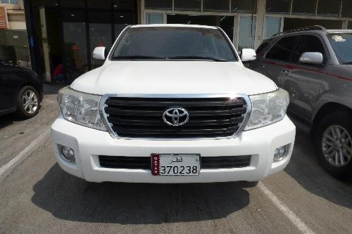 Toyota Land Cruiser GX 2013
