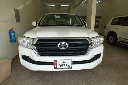 Toyota Land Cruiser GX 2018