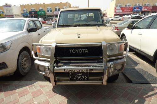 Toyota Land Cruiser LX 2016