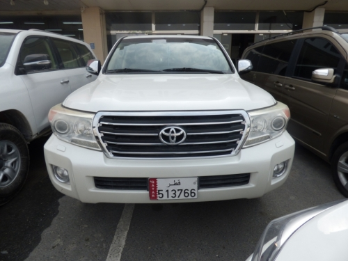 Toyota Land Cruiser GX.R