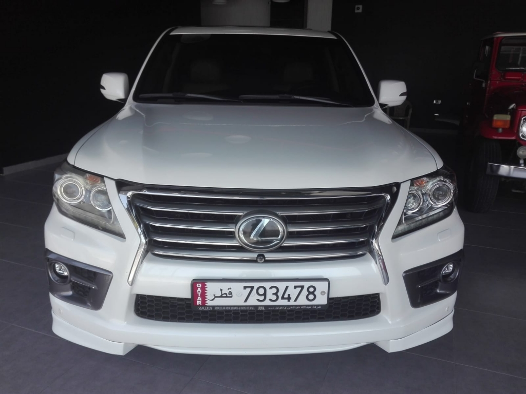 Lexus lx 570 supercharger 2013 used q motor - Lx 570 supercharger ...