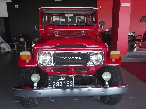 تويوتا LX (شاص)  1984