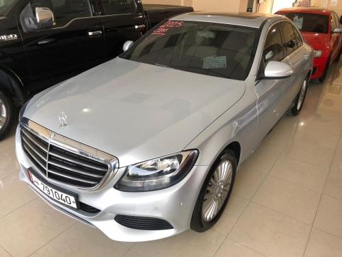 Mercedes-Benz... 2015