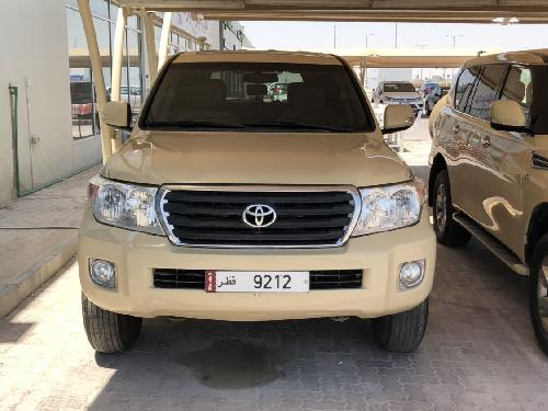 Toyota Land Cruiser GX.R 2014
