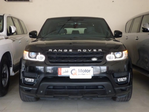 Land Rover Range Sport SuperCharged